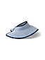 Women's Packable Straw Sun Visor