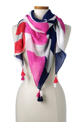 Women's Square Oversized Scarf