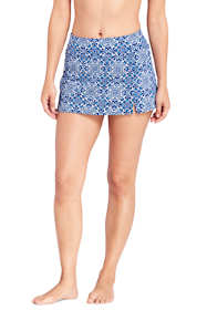 Women's Mini SwimMini Skirt with Tummy Control