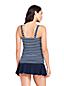 Le Tankini Simple Rayé, Femme Stature Standard
