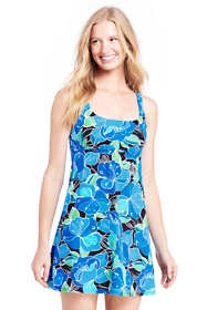 Women's Squareneck Dresskini Top