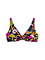 Bikini-Top BEACH LIVING Floral für Damen