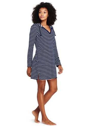 Women's Hooded Swim Cover-up