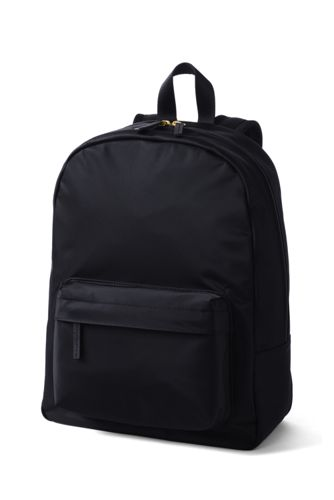 Women's Nylon Backpack by Lands' End