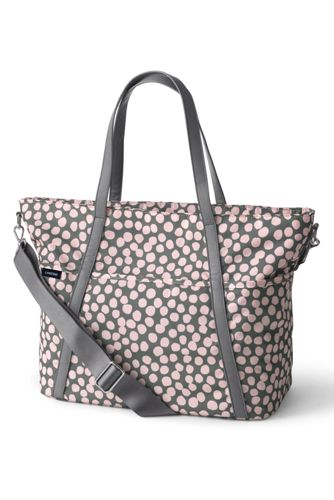 Print Carry-all Baby Changing Bag