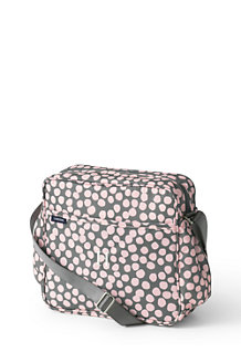 Print Messenger Baby Changing Bag