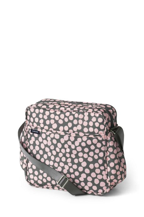 Little Tripper Print Diaper Bag