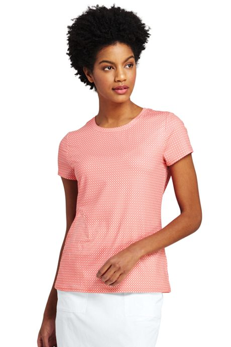 Women's Active Short Sleeve T-shirt
