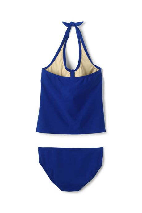 Little Girls Tankini Swimsuit Set