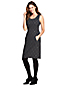 Women's Windowpane Check Ponte Shift Dress