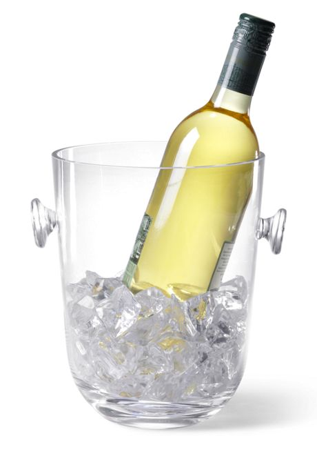 Glass Ice Bucket