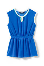 Toddler Girls Terry Swim Cover-up