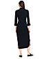 La Maxi Robe Chemise en Jersey Stretch, Femme Stature Standard