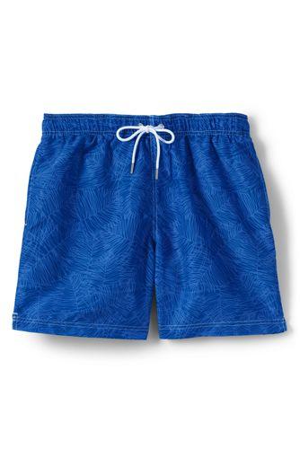 Le Short de Bain Imprimé, Homme Stature Standard