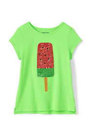 Girls Plus Embellished Graphic Tee