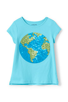 Girls' Graphic Tee