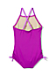 Little Girls' Bow Swimsuit