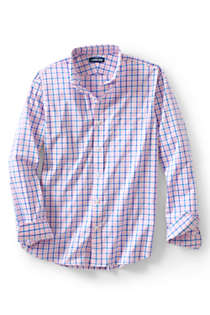 Men's Traditional Fit Comfort-First Shirt with CoolMax, Front