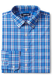Men's Tall Tailored Fit Comfort-First Shirt with Coolmax