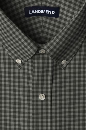 Men's Big & Tall Traditional Fit Comfort-First Shirt with Coolmax