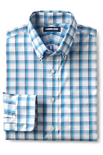 Men's Big & Tall Traditional Fit Comfort-First Shirt with Coolmax, Front