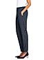 Le Pantalon Slim Fluide Imprimé Style Jogging, Femme Stature Petite