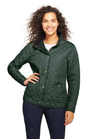 Women's Tall Quilted Barn Insulated Jacket