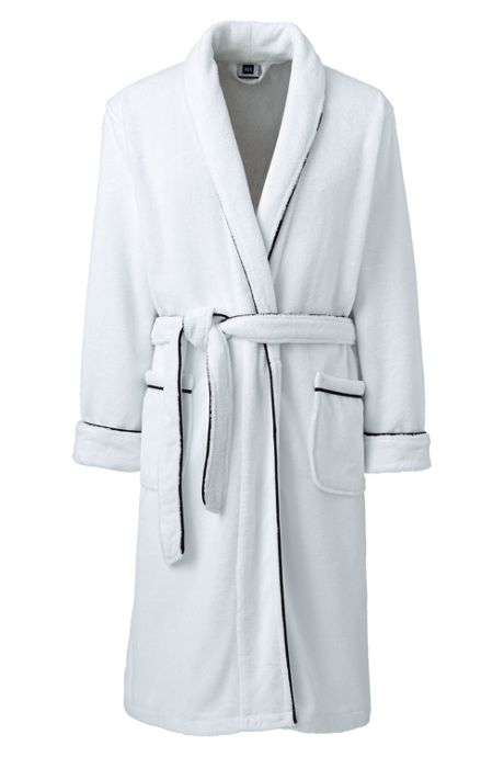 Men's Quick Dry Lightweight Terry Robe