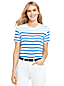 Women's Supima Cotton Striped T-shirt