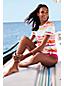 Women's Supima Cotton Striped T-shirt