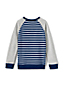Boys' Striped Crew Sweatshirt