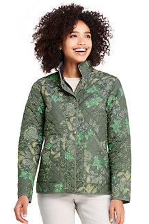 Women's Patterned PrimaLoft Packable Jacket