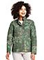 Women's Petite Patterned PrimaLoft Packable Jacket