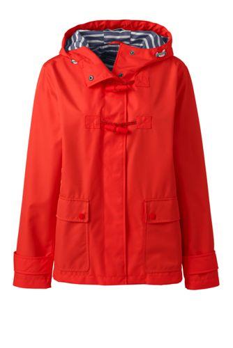 Women's Duffle Rain Jacket