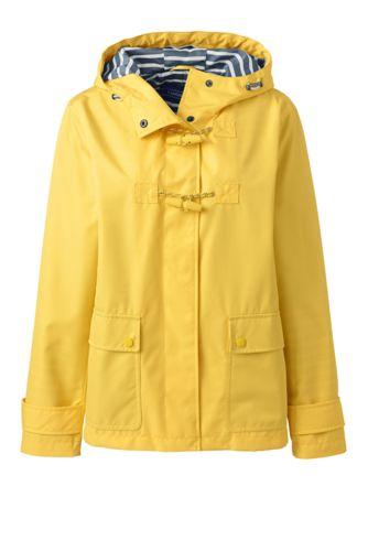 Für Für Damen Dufflecoat Dufflecoat Dufflecoat Regenjacke Für Regenjacke Damen Regenjacke Damen PukXiZ