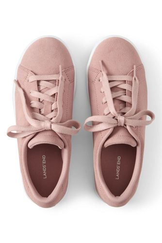 Lands' End - Lace-up Trainers - 2
