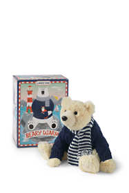Collectible Gund Plush Bear