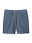 Women's Chino Shorts in Cotton Chambray