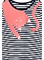 Little Girls' Peekaboo Cat Graphic Tee