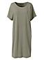 Women's Knitted T-shirt Dress
