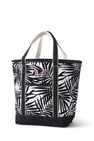 All Over Print Large Open Top Tote Bag