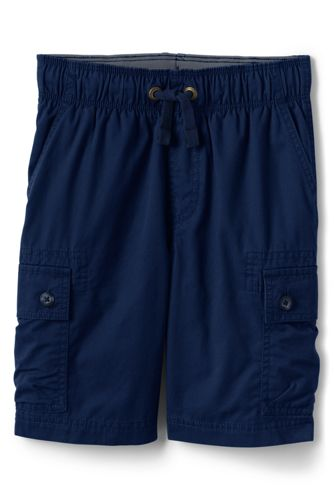 Little Boys' Pull-on Cargo Shorts