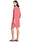 La Robe Housse à Rayures en Jersey Manches 3/4, Femme Stature Standard