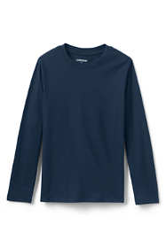 Little Boys Long Sleeve Tee Shirt