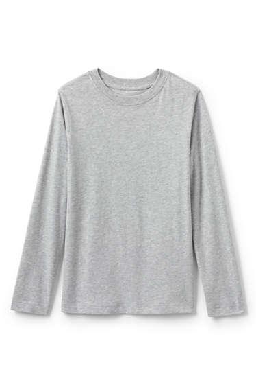 4bf56409 Little Boys Long Sleeve Tee Shirt