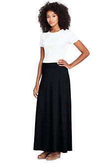 Women's Jersey Maxi Skirt