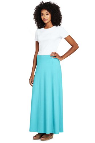 Women's Maxi Skirt by Lands' End