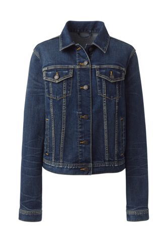 Women's Indigo Denim Jacket