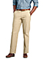 Le Chino Stretch Coupe Traditionnelle Ourlets Sur-Mesure, Homme Stature Standard
