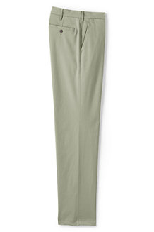 Le Chino Stretch Coupe Traditionnelle Ourlets Sur-Mesure, Homme